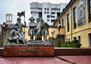 основание крепости дмитрия донского